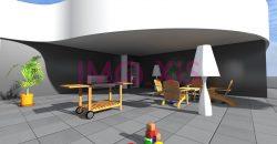 Bloco Habitacional em Empreendimento Urbanístico / tipologias T3 e T4.