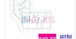 Edifício de Habitação Multifamiliar, apartamentos Tipologias T1, T2, T3 e Duplexes.